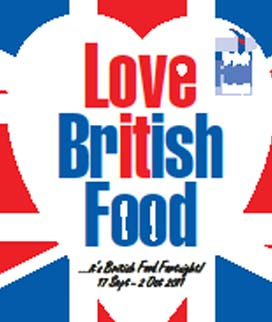 British Food Fortnight Dates