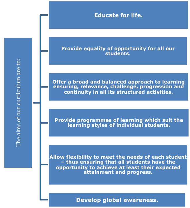 Curriculum Diagramme 2