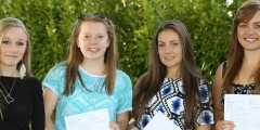 Paignton Academy Students celebrate GCSE success