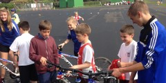 Cycling Craze Hits Paignton Primaries!