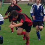 Yr 8 Rugby - Sept 2014