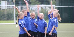 PCSA Awarded Sainsbury's School Games Gold Award