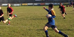 Hat-Trick Harry Leads Year 8s to Top!