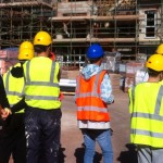 building site visit - websized