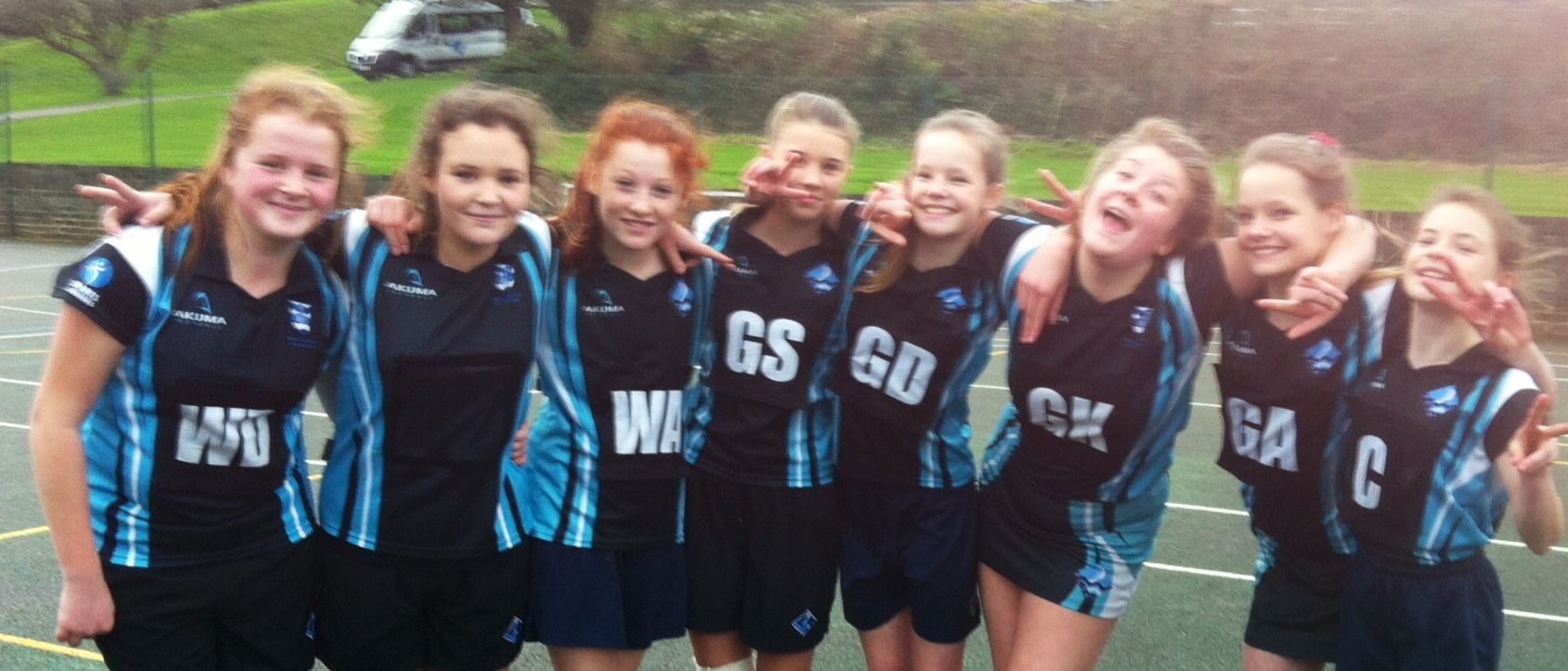 Netball Team reach County Championships