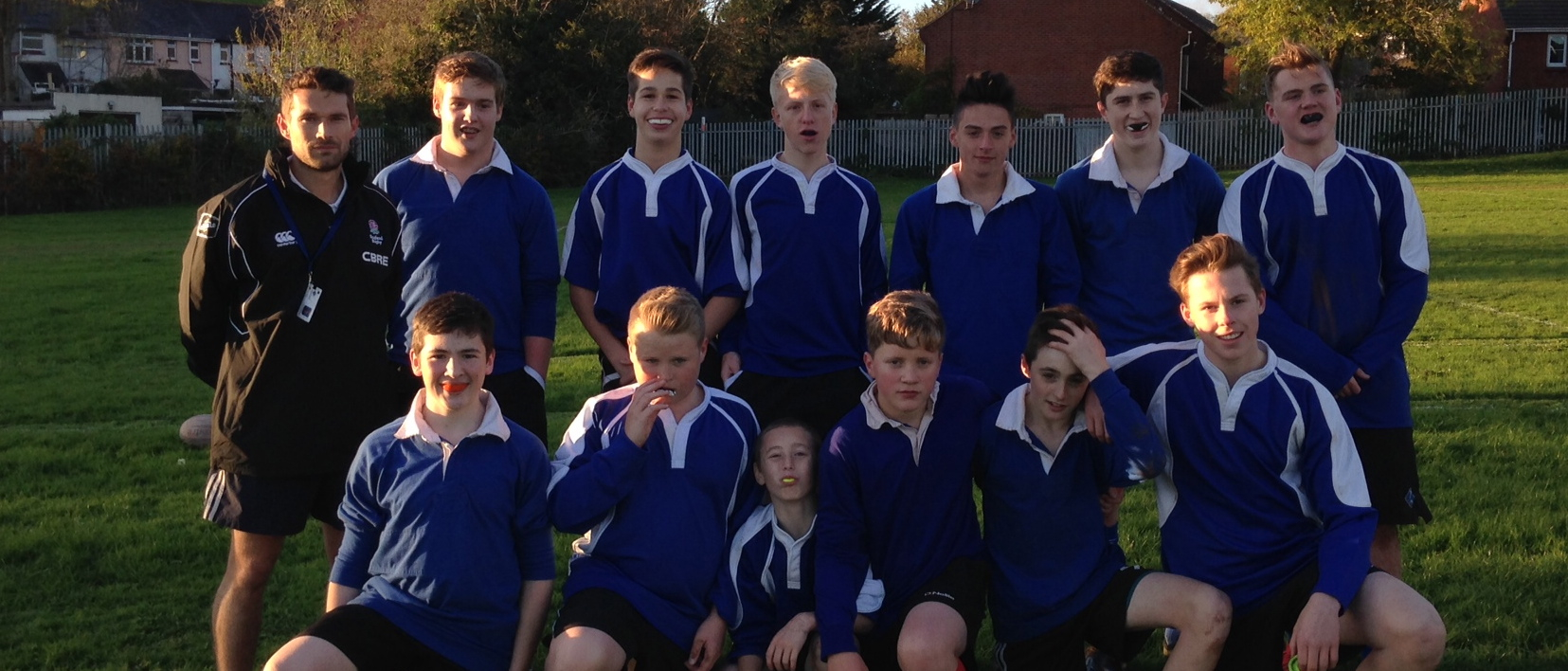 Paignton Year 9s remain Unbeaten!