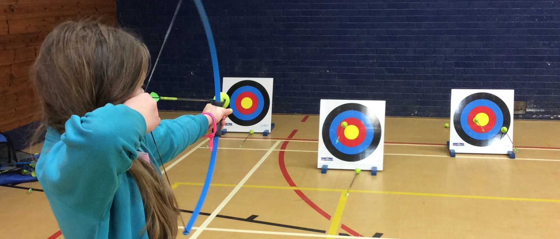 Primary School Archery Club