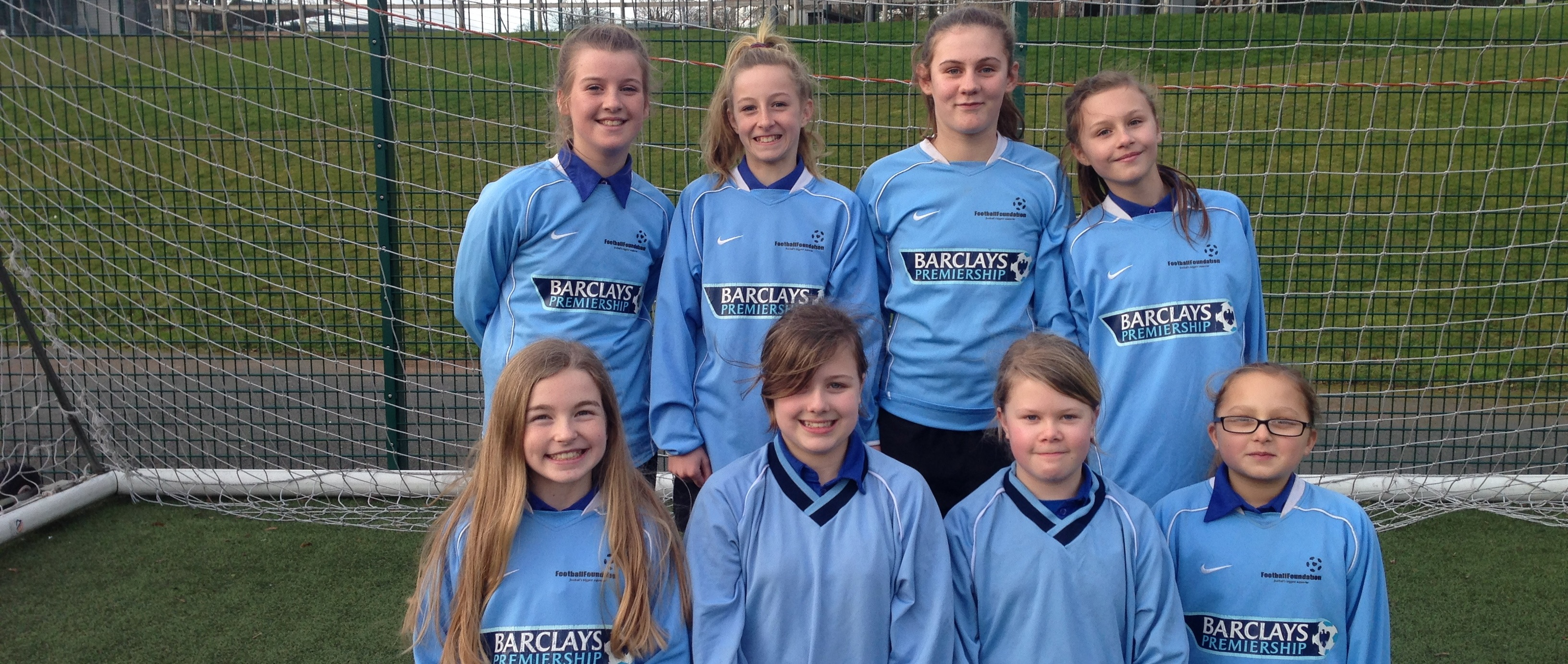 Well done to our Year 7 Girls at Football Central Venue League