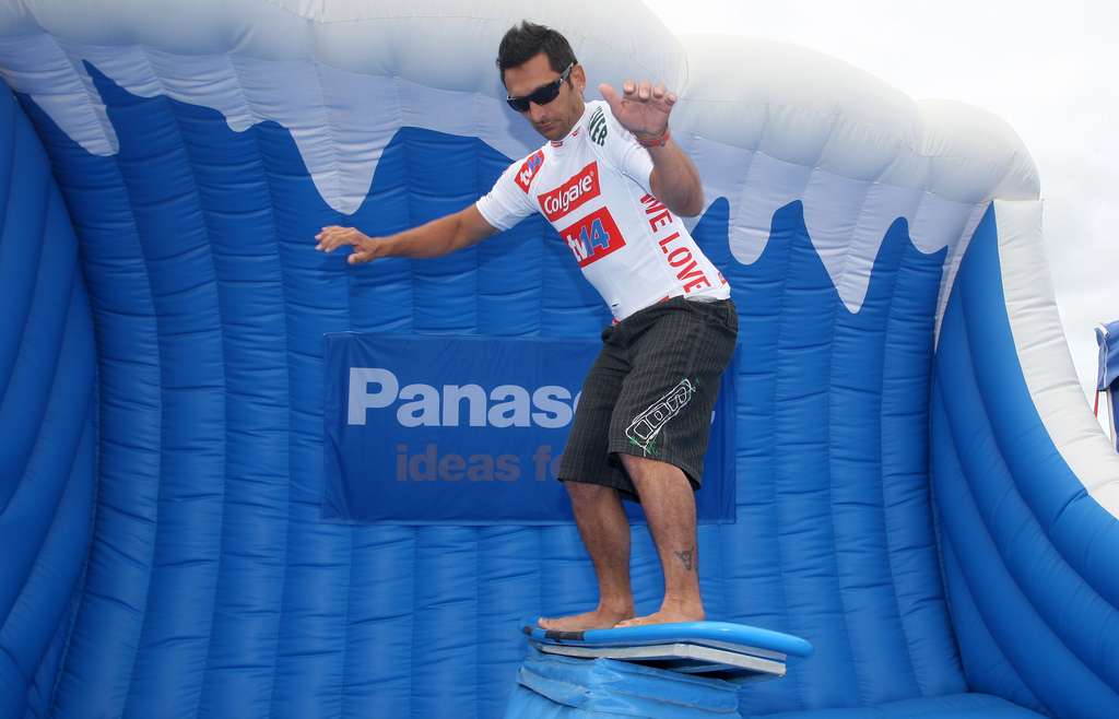 Wassersport / Windsurfen: Colgate World Cup Sylt 2009