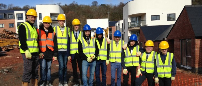 Final Site Visit for Year 11 Trainees