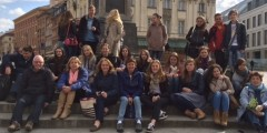 """Singing Europe"" 2013-2015: Comenius Students visit Poland"