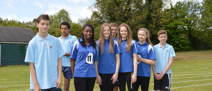 Academy Athletes perform at South Devon Athletics Trials