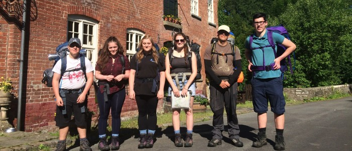 Silver DofE Students Expedition