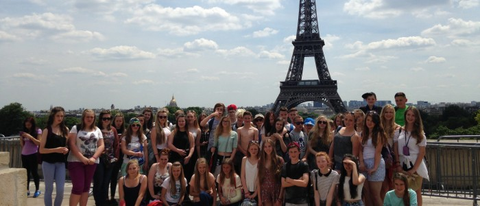 Paignton does Paris