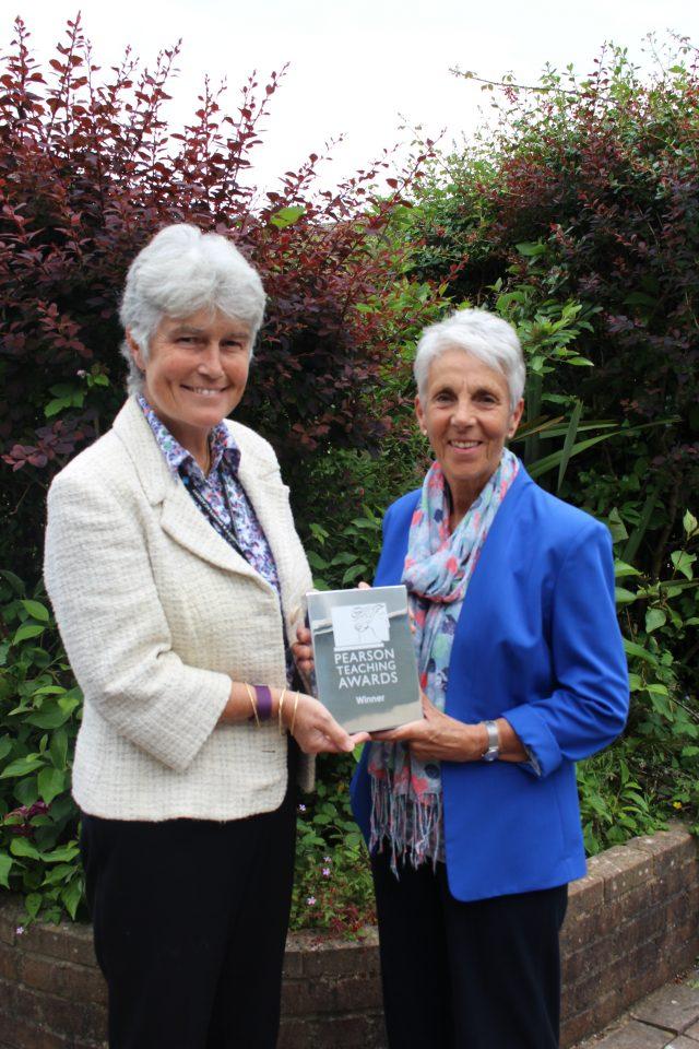 Pearson Award 3