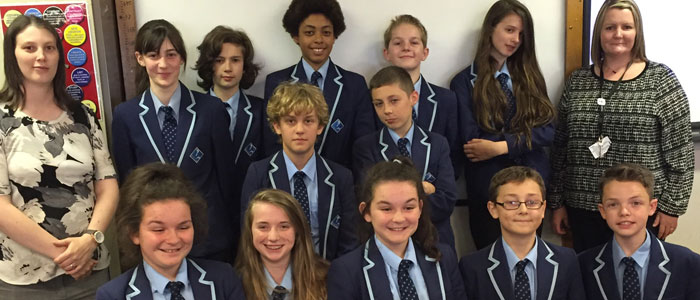 PCSA Students Complete Bronze Crest Award