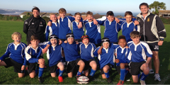Rugby Year 8s Triumph at Churston