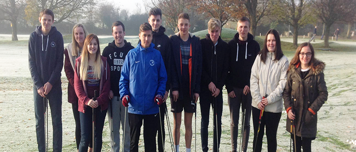 6th Form Sport Group Coached at Cayman