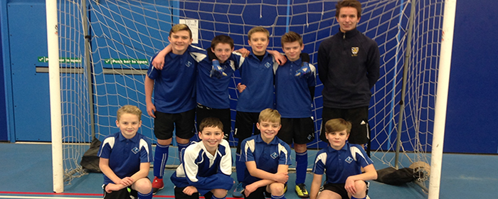 Year 7 Boys Perform Well At Area Futsal Finals