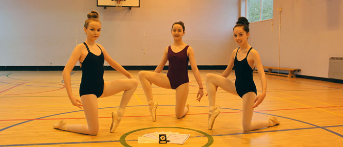 PCSA Students Dance with Distinction!