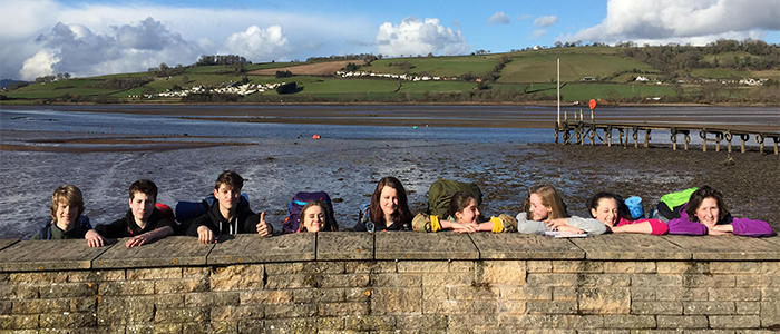 Year 10 Students complete their Duke of Edinburgh Expedition