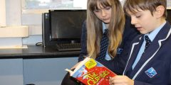 Year 9 Literacy Leaders Support Younger Students
