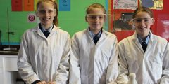 British Science Week Goes Off with a Whoosh!