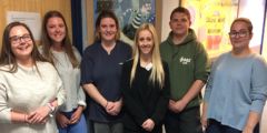 Former Student presents to Law Students