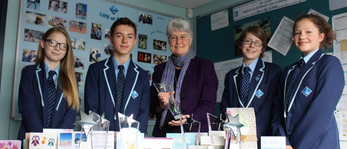 Principal Jane English Retires