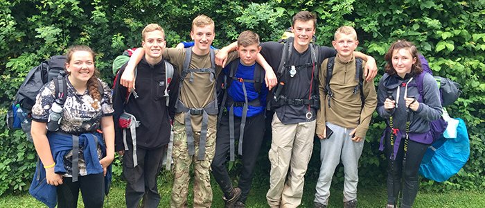 DofE Silver Expedition Success!
