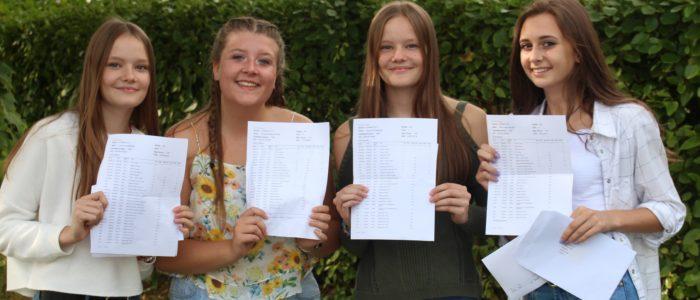 GCSE Success!!