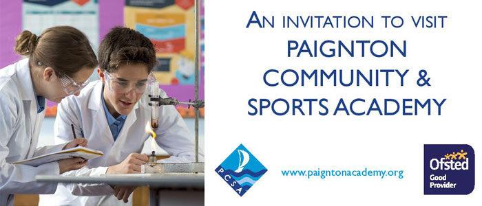 Visit Paignton Academy