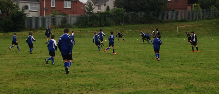 Year 7 Rugby Kicks Off with a Win