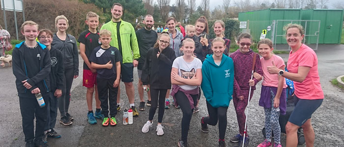 Record Number of PCSA Parkrunners