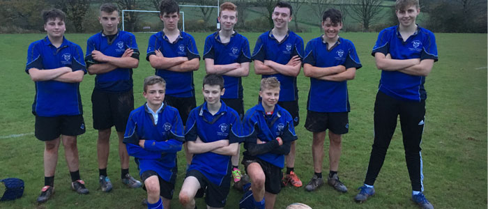 Year 10 Rugby V Churston