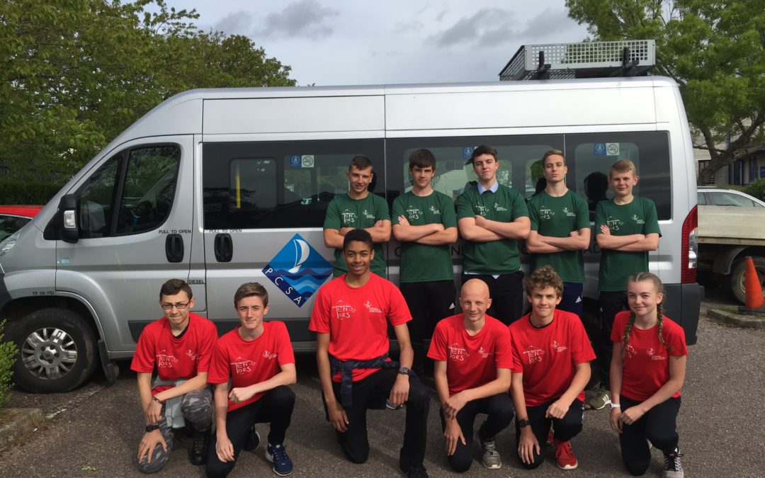 Ten Tors – Ready for the Challenge