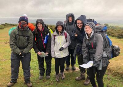 Year 11 Duke of Edinburgh Award expedition success