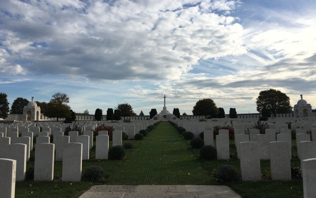 World War One Battlefields Tour