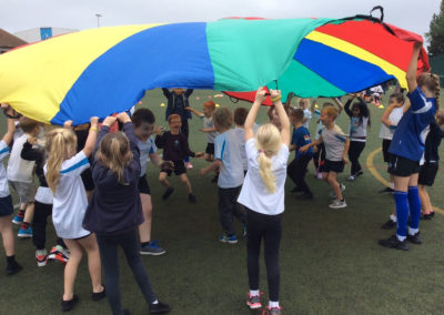 Academy welcomes Years 1 and 2 for a Tag Rugby Festival