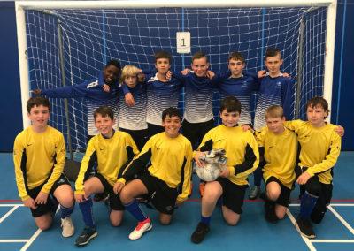 Bronze for Y8 Futsal Boys!