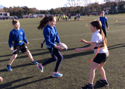 Fan-'tag'-stic rugby festival
