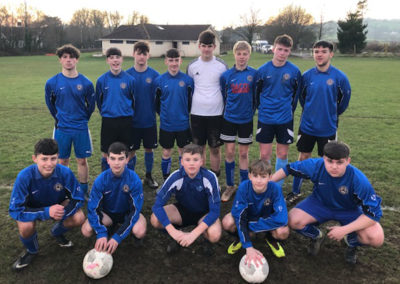 Year 11 perform 'ten-sationally' in victory over Coombeshead