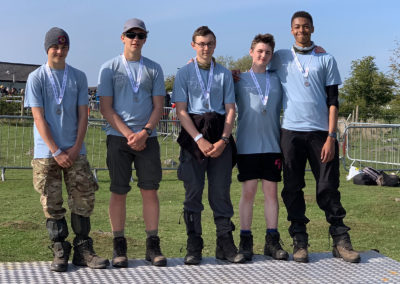 Ten Tors Success at Paignton Academy