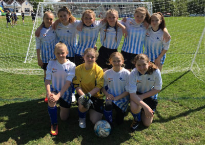 U13s Devon Football Finals