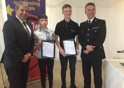 Devon & Cornwall Police Awards Ceremony