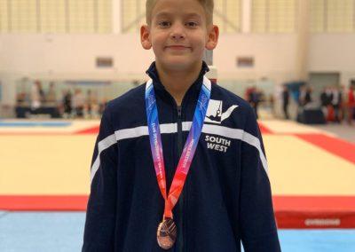 Bronze for Brandon