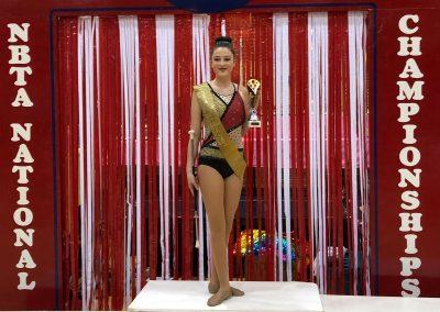 Katelyn Becomes National Champion!