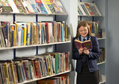 Libraries Become the Heart of the Academy