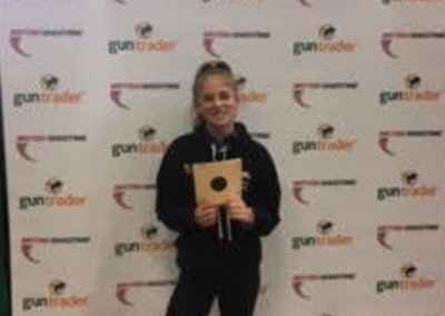 Sporting Success for Olivia