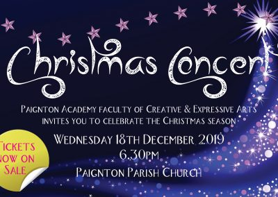 Christmas Concert – Tickets Now On Sale!